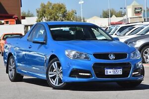 2013 Holden Ute VF MY14 SV6 Ute Perfect Blue 6 Speed Manual Utility Mindarie Wanneroo Area Preview