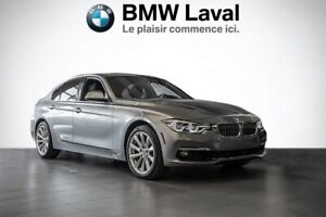 2017 BMW 3 Series 330i xDrive GROUPE SUP?RIEUR