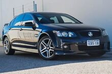 2011 Holden Commodore VE II SV6 Black 6 Speed Sports Automatic Sedan Bellevue Swan Area Preview