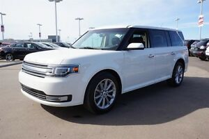 2014 Ford Flex AWD LIMITED Leather,  Heated Seats,  3rd Row,  Ba
