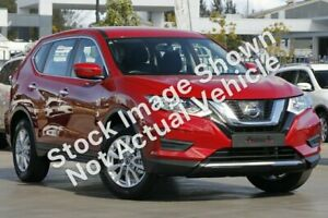 2018 Nissan X-Trail T32 Series II ST X-tronic 2WD Red 7 Speed Constant Variable Wagon Launceston Launceston Area Preview