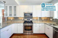 Professional Kitchen Installation Ikea +15878879008 • Calgary