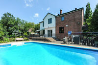 Maison de prestige / Executive cottage Pointe Claire