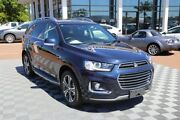 2018 Holden Captiva CG MY18 LTZ AWD Blue 6 Speed Sports Automatic Wagon Alfred Cove Melville Area Preview