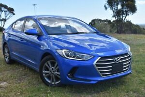 2016 Hyundai Elantra AD MY17 Active Blue 6 Speed Sports Automatic Sedan St Marys Mitcham Area Preview