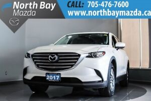 2017 Mazda CX-9 GS-L New Non Current with Leather, Nav, Sunroof