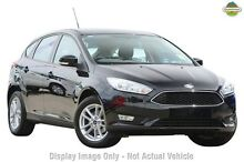 2016 Ford Focus LZ Trend Panther Black 6 Speed Automatic Hatchback Dandenong Greater Dandenong Preview