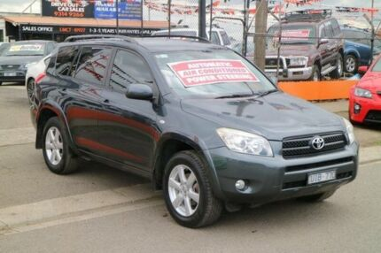 2006 Toyota RAV4 ACA33R Cruiser L (4x4) 4 Speed Automatic Wagon Brooklyn Brimbank Area Preview