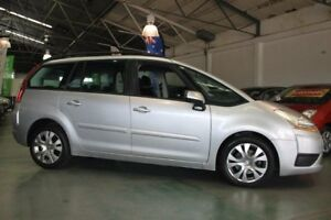 2008 Citroen C4 Picasso Exclusive HDI Silver 6 Speed Automatic Wagon