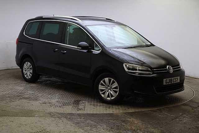 2018 Volkswagen Sharan 20 Tdi Scr Se Nav 150ps Dsg Diesel