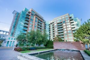 Spacious two bedroom two washroom condo at Leslie / Hwy 7 Oct 1