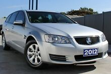 2012 Holden Commodore VE II MY12 Omega Sportwagon Silver 6 Speed Sports Automatic Wagon Craigieburn Hume Area Preview