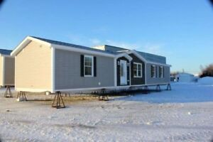 Supreme 3 Bedroom Mini- Home w/ 4 Months Lot Rent