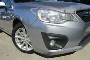 2013 Subaru Impreza G4 MY13 2.0i Lineartronic AWD Silver 6 Speed Constant Variable Sedan Airport West Moonee Valley Preview