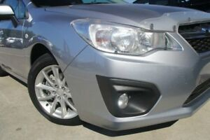 2013 Subaru Impreza G4 MY13 2.0i Lineartronic AWD Silver 6 Speed Constant Variable Sedan