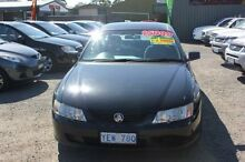 2003 Holden Commodore VY II Black 4 Speed Automatic Utility Mitchell Gungahlin Area Preview