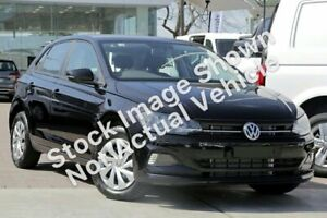 2018 Volkswagen Polo AW MY18 70 TSI Trendline Reef Blue Metallic 7 Speed Auto Direct Shift Hatchback Cooee Burnie Area Preview