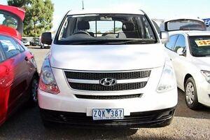 2013 Hyundai iLOAD White Automatic Van Cranbourne Casey Area Preview