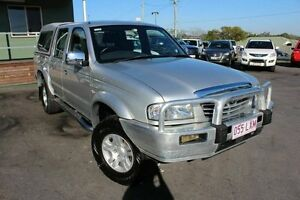 2006 Mazda Bravo B2500 SDX Silver 4 Speed Automatic Utility Wakerley Brisbane South East Preview
