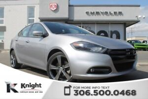 2015 Dodge Dart GT - Manual - Leather Seats