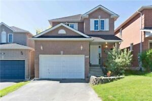 Family beautiful house for renting immediately in Newmarket