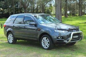 2014 Ford Territory SZ MkII TS Seq Sport Shift Smoke Sports Automatic Wagon Port Macquarie Port Macquarie City Preview