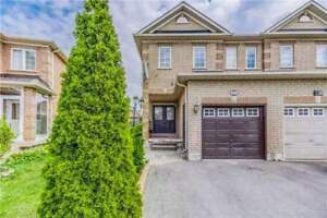 IMMACULATE LOCATION SEMI DETACHED HOUSE FOR SALE BRAMPTON