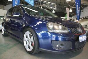 2006 Volkswagen Golf GTi Blue Automatic Hatchback