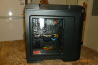 Custom Made Entry Level PC for Back to School
