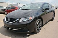 2013 Honda Civic Sdn EX SEDAN AUTO ROOF Special - Was $19995 $13