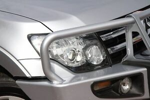 2009 Mitsubishi Pajero NT MY10 VR-X Silver 5 Speed Sports Automatic Wagon Wilson Canning Area Preview
