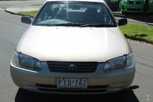 1999 Toyota Camry SXV20R Conquest Gold 4 Speed Automatic Sedan West Footscray Maribyrnong Area Preview