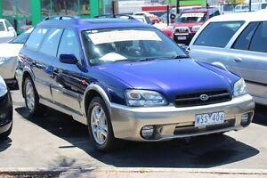 1998 Subaru Outback B2A Limited AWD Purple 4 Speed Automatic Wagon Heatherton Kingston Area Preview