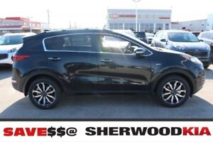 2018 Kia Sportage AWD EX TECH Heated Seats, Bluetooth, Back Up C