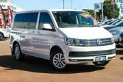 2018 Volkswagen Multivan T6 MY18 TDI340 SWB DSG Comfortline White 7 Speed Cannington Canning Area Preview