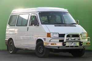 1997 Volkswagen Transporter T4 MY97 LWB White 4 Speed Automatic Van Ringwood East Maroondah Area Preview