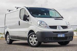 2014 Renault Trafic L1H1 MY11 2.0 DCI SWB White 6 Speed Manual Van Wangara Wanneroo Area Preview