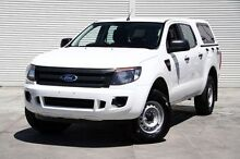 2013 Ford Ranger  White Sports Automatic Utility Cranbourne Casey Area Preview