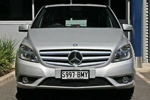 2013 Mercedes-Benz B200 CDI W246 DCT Silver 7 Speed Sports Automatic Dual Clutch Hatchback Hilton West Torrens Area Preview