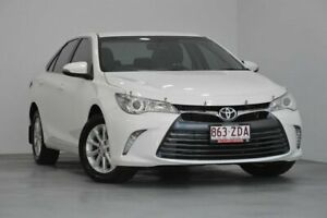 2016 Toyota Camry ASV50R Altise White 6 Speed Sports Automatic Sedan Indooroopilly Brisbane South West Preview