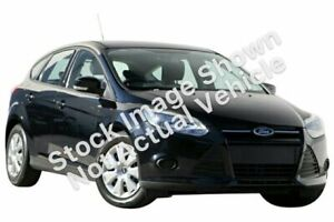 2014 Ford Focus LW MkII Ambiente PwrShift Black 6 Speed Sports Automatic Dual Clutch Hatchback