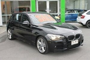 2015 BMW 118i F20 LCI M Sport Steptronic Black 8 Speed Sports Automatic Hatchback Mount Gravatt Brisbane South East Preview