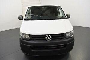 2014 Volkswagen Transporter T5 MY14 TDI 250 SWB Low White 5 Speed Manual Van Moorabbin Kingston Area Preview