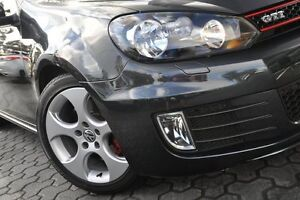 2012 Volkswagen Golf VI MY13 GTi Carbon Steel Grey/anthracite L 6 Speed Manual Hatchback Artarmon Willoughby Area Preview