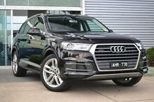 2016 Audi Q7 4M MY16 TDI Tiptronic Quattro Black 8 Speed Sports Automatic Wagon Burwood Whitehorse Area Preview