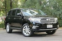 2011 Toyota Kluger  Black Sports Automatic Wagon Hawthorn Mitcham Area Preview
