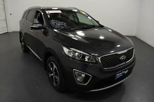 2015 Kia Sorento UM MY15 Si AWD Grey Sports Automatic Wagon Moorabbin Kingston Area Preview