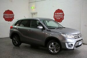 2016 Suzuki Vitara LY RT-S 2WD Grey 6 Speed Sports Automatic Wagon Frankston Frankston Area Preview