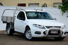 2012 Ford Falcon FG MkII EcoLPi Ute Super Cab White 6 Speed Automatic Utility Chermside Brisbane North East Preview