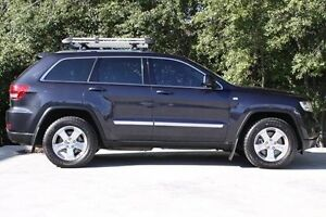 2012 Jeep Grand Cherokee WK MY2013 Laredo Grey 5 Speed Sports Automatic Wagon Ferntree Gully Knox Area Preview